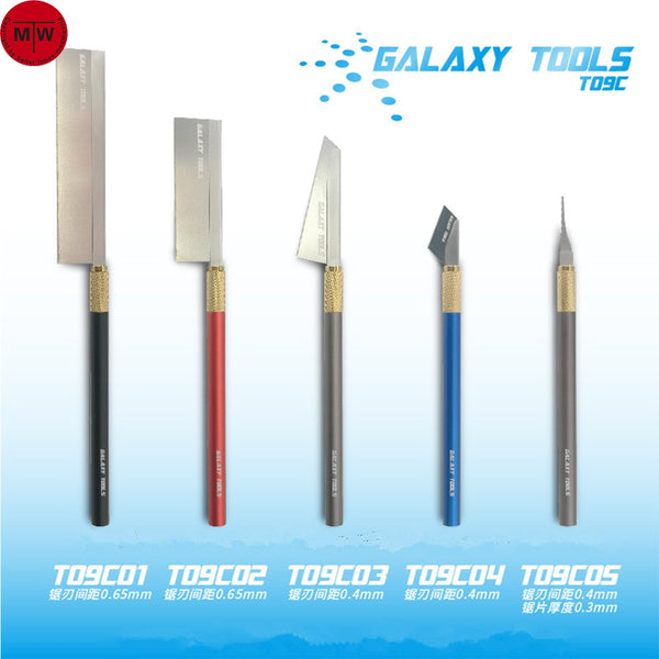 GALAXY Tools Model Hobby Craft Saw with Handle