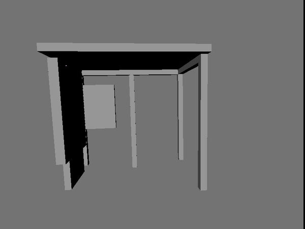 1:76th Bus shelter (type 3)