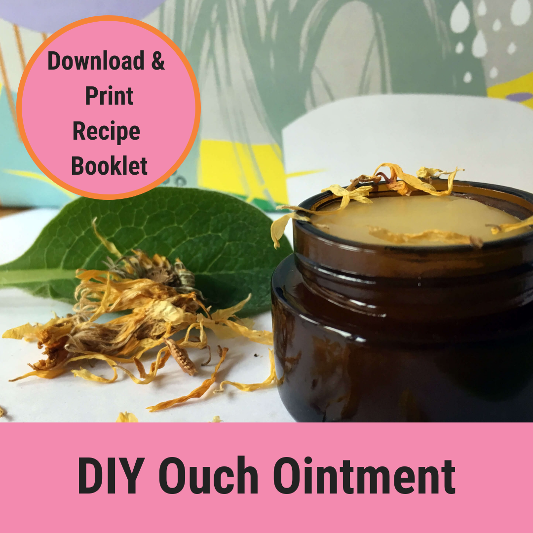 Ouch Ointment Instruction Booklet (PDF)