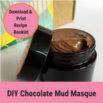 Chocolate Mud Masque Instruction Booklet (PDF)
