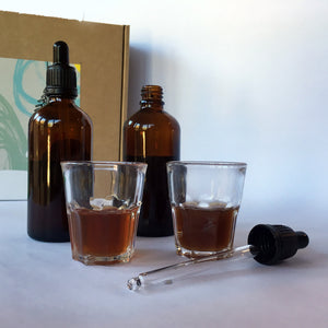 Tinctures for What Ails You DIY Kit (makes 4 bottles)