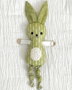 Do Dah Bunny™ Doll Sensory Plush Toy