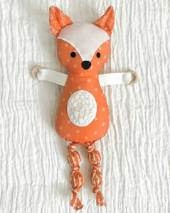 Do Dah Fox™ Doll Sensory Plush Toy