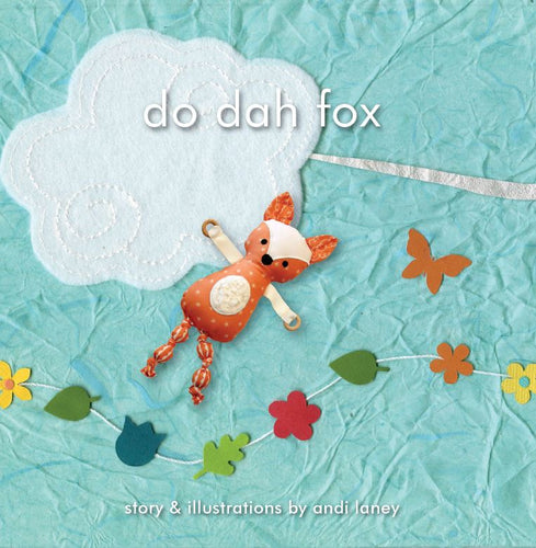 Do Dah Fox Board Book