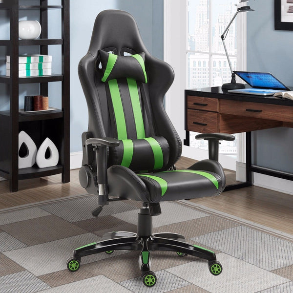 Surprising Giantex Racing Style Gaming Chair Ocoug Best Dining Table And Chair Ideas Images Ocougorg