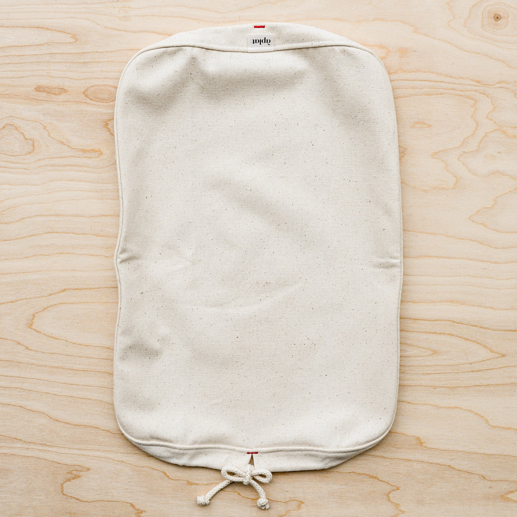 Aplat rectangular canvas dish cover