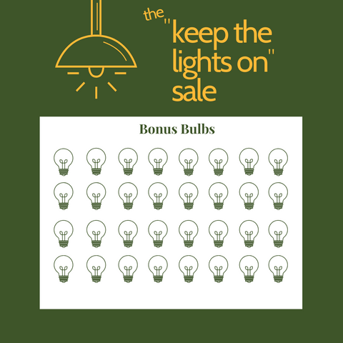 bonus bulbs