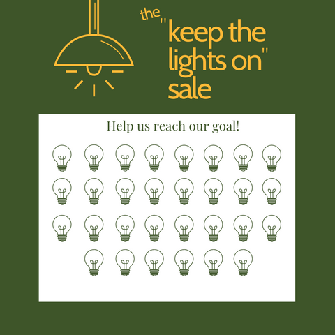 30 light bulbs