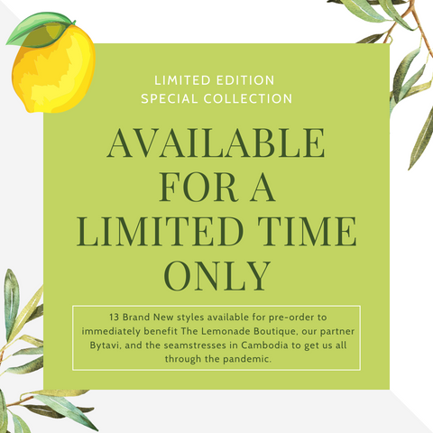 limited edition sale