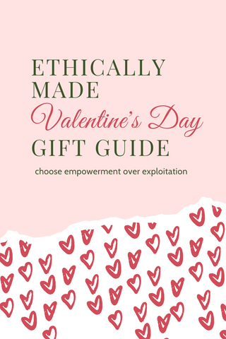 Valentine's day gift guide graphic