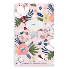 Load image into Gallery viewer, Dwell 30 Day Prayer Journal - Pink Posy