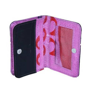 Upcycled Tire Cardholder Wallet - Various Colors