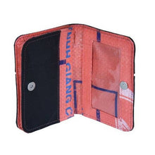 Load image into Gallery viewer, Upcycled Tire Cardholder Wallet - Various Colors