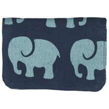 Load image into Gallery viewer, Little Elephant Canvas Cardholders - Various Colors