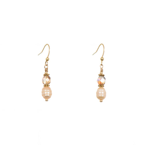 Pearl Drop Earrings