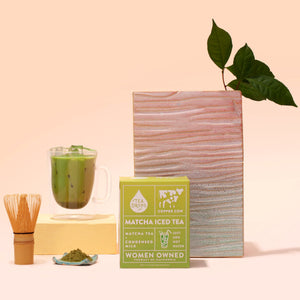 Tea Drops - Matcha Latte Kit with 5 Servings