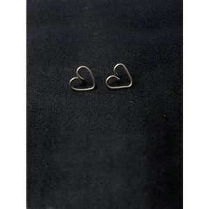 Lover Heart Wire Earrings