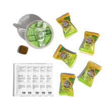 Load image into Gallery viewer, Tea Drops - Matcha Latte Kit with 5 Servings