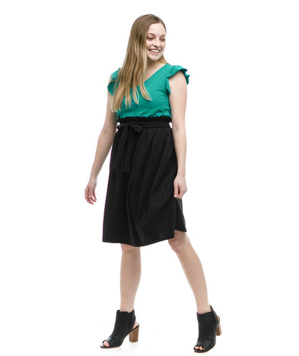 Callie Skirt in Black