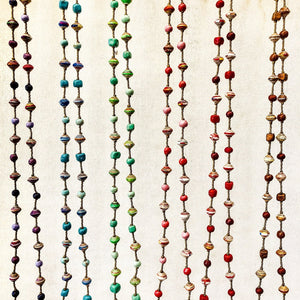 The Haitian Signature Extra Long Necklace - Various Colors