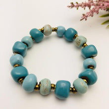 Load image into Gallery viewer, Simple Ceramic Clay Bracelet - Various Colors