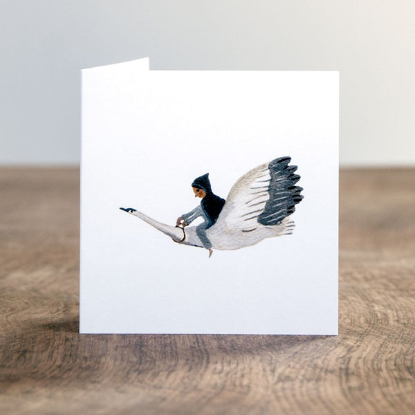 Goose Girl card