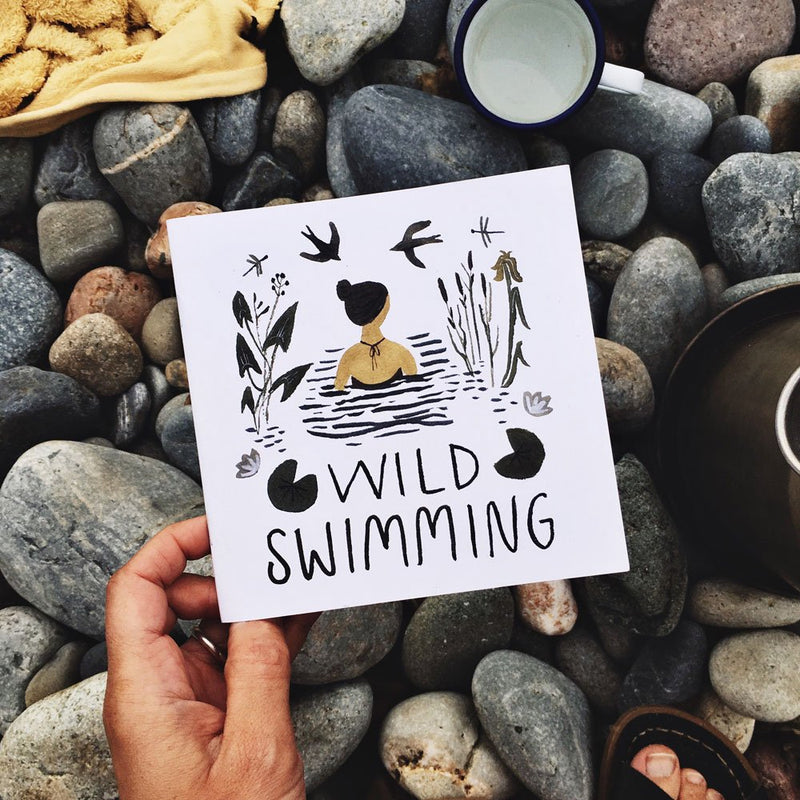 Wild Swimming Zine