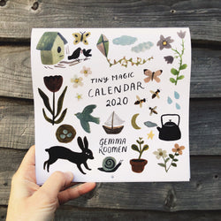 'Tiny Magic' 2020 Calendar