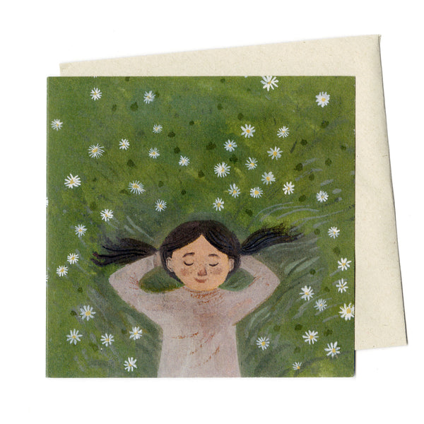 Dreaming in the Daisies card