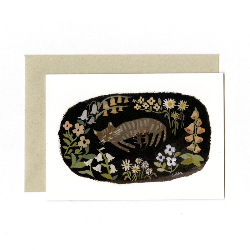 Mamma Kitty card