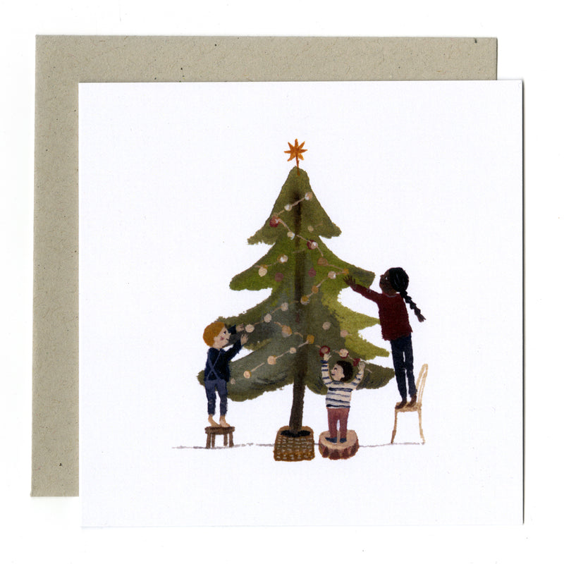 Oh Christmas Tree card