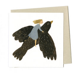 Starling Flight card