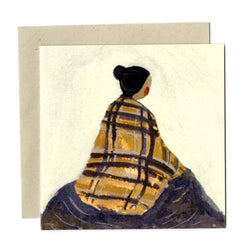 The Blanket Greeting Card