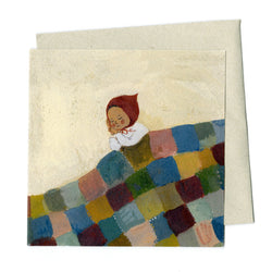 The Quilt card
