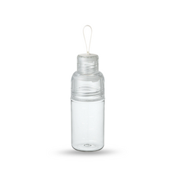 Earth Roastery | Accessories | Clear Workout Bottle - 480ml