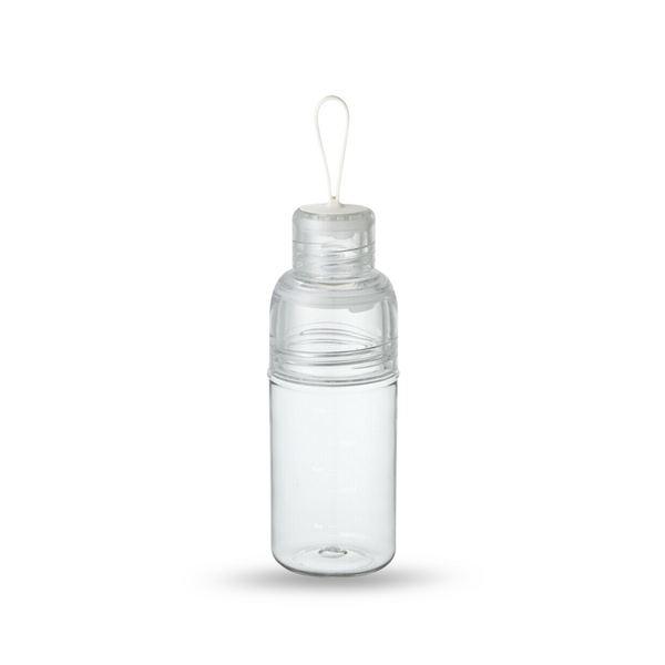 Earth Roastery | Tools | Clear Workout Bottle - 480ml