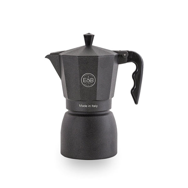 Earth Roastery | Accessories | Classic Moka Pot - 6 Cups