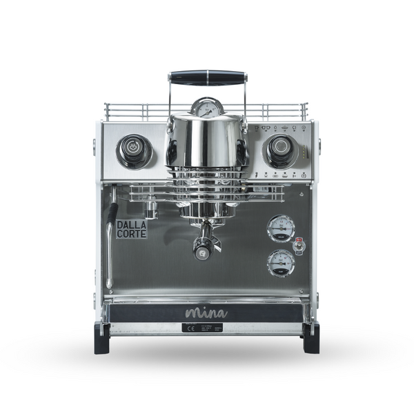Earth Roastery | Equipment | Mina Espresso Machine