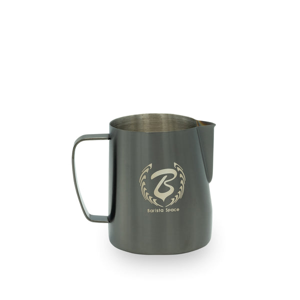 Earth Roastery | Accessories | Matt Black Pitcher - 350ML