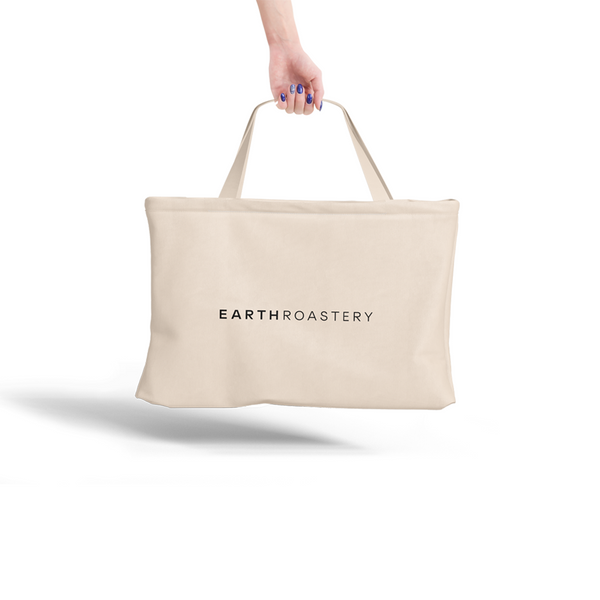 Earth Roastery | Merchandize | Large Tote Bag