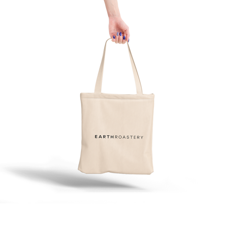 Earth Roastery | Merchandize | Medium Tote Bag