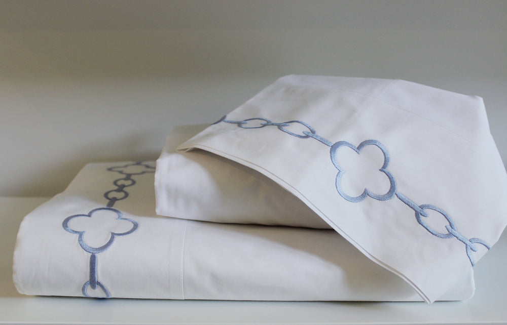 Luciana 4 Piece Sheet Set