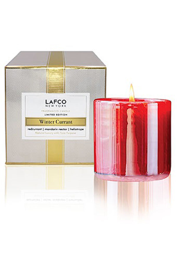 Lafco Winter Currant Signature Scented Candle 15.5oz