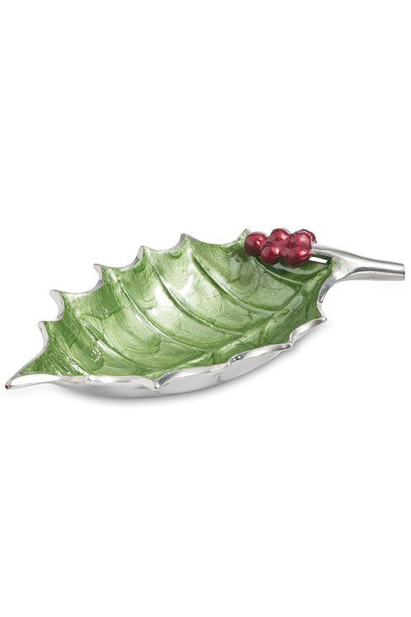 "Julia Knight Holly Sprig 10"" Bowl Mojito"