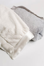 Luxe Solid Baby Blanket