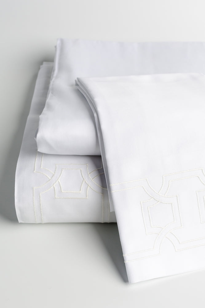 Colosseo Raso 4 Piece Sateen Sheet Set