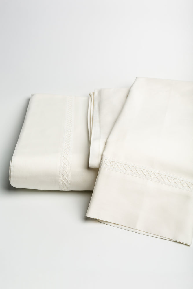Soilio Raso 4 Piece Sheet Set