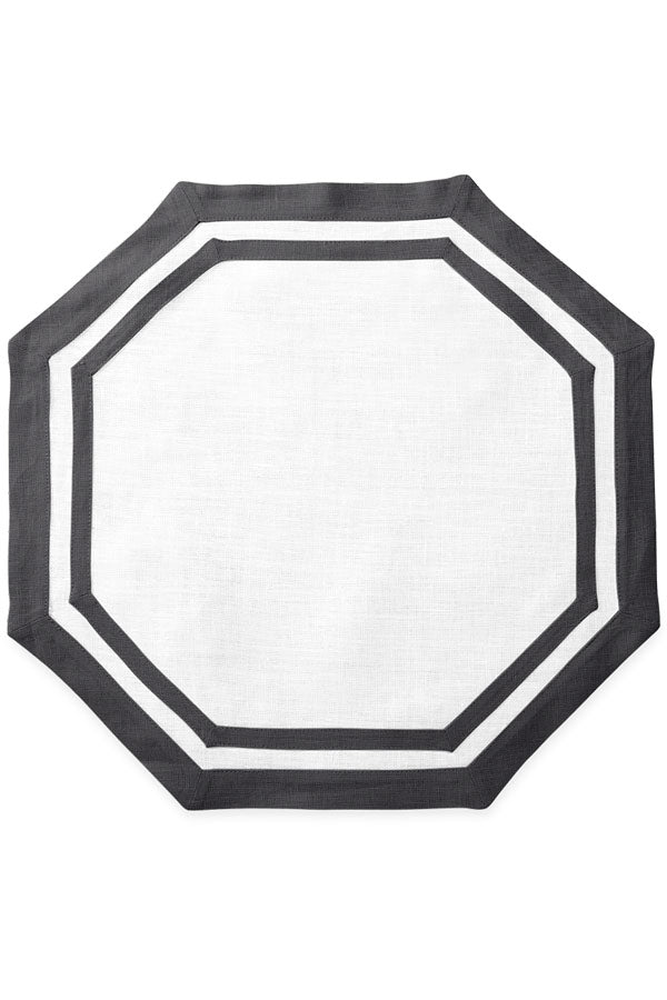 Octagon Couture Placemat Set of 4