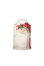 Old St. Nick Salt Pepper Shaker Set