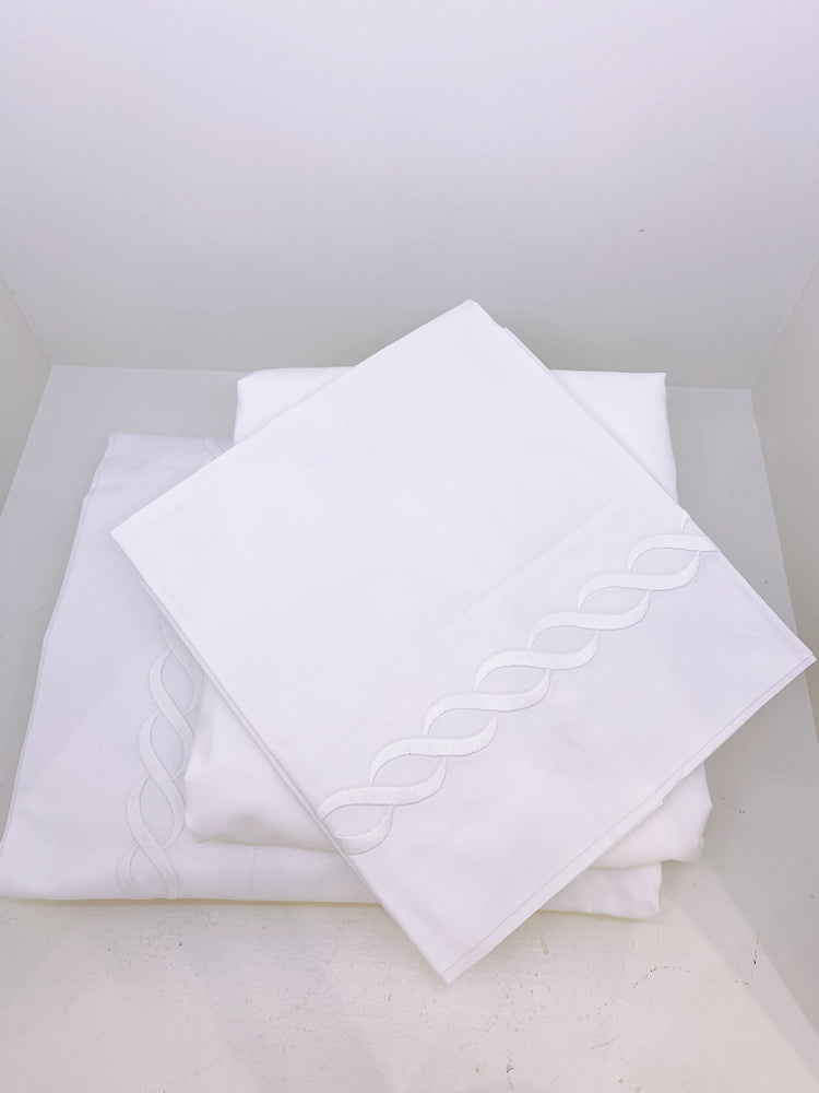 Greca Franco Sheet Set
